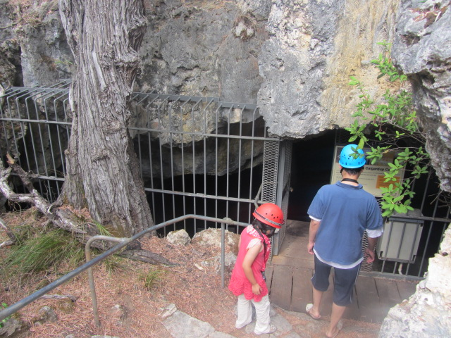 "This is one of the more ""family friendly"" self-guided caves. I recommend it for families with children over the age of 6."