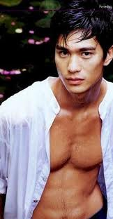 A picture of Pierre Png from Singapore.