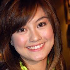 A picture of Agnes Monica from Indonesia